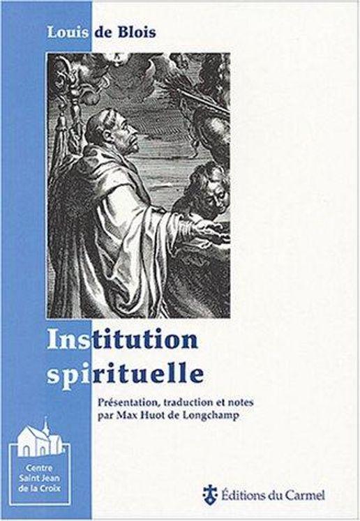 Institution spirituelle