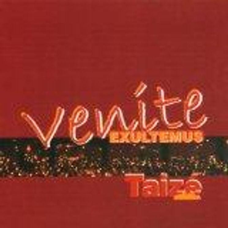 Venite Exultemus Taizé CD