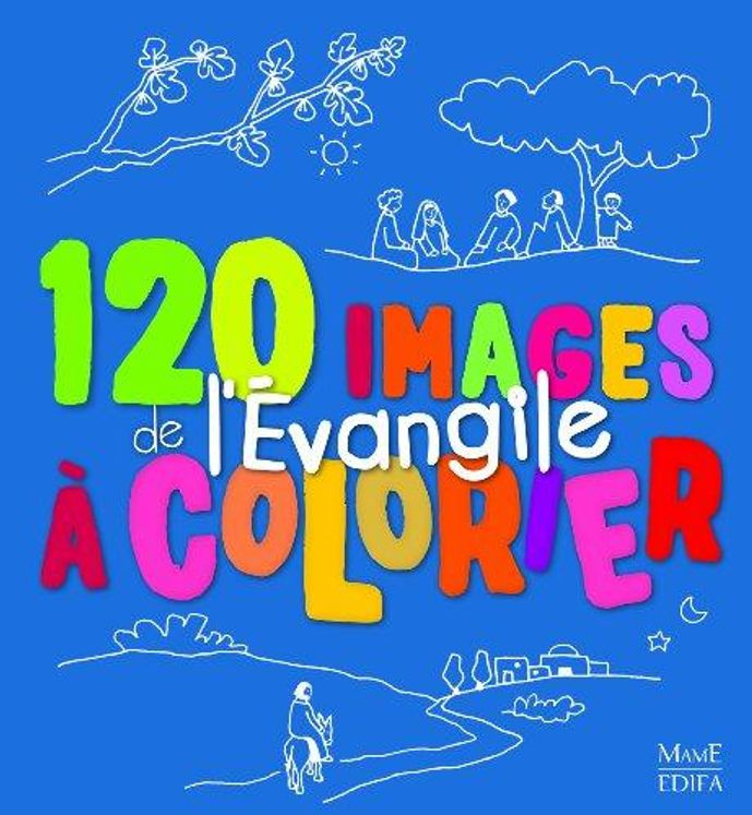 120 images de l u0027evangile à colorier librairie de l u0027emmanuel
