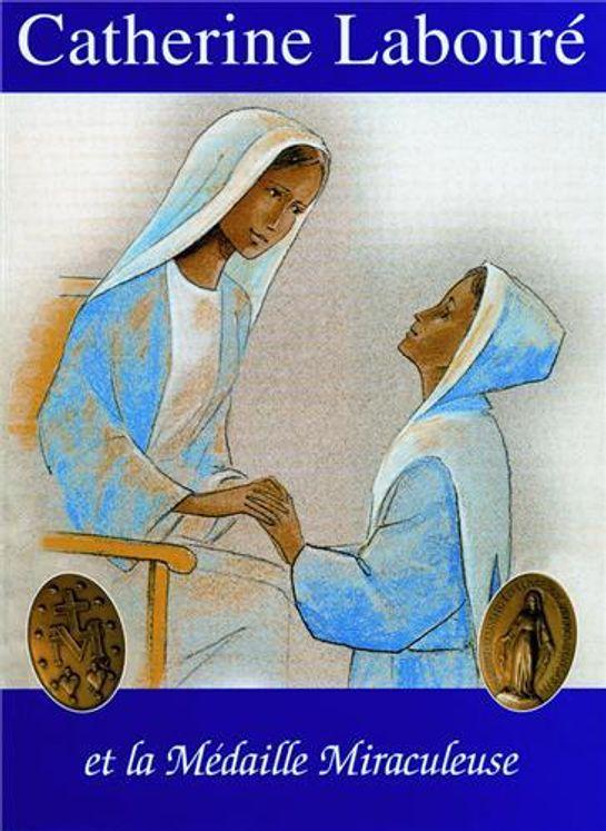 Catherine Laboure et la Médaille Miraculeuse - BD