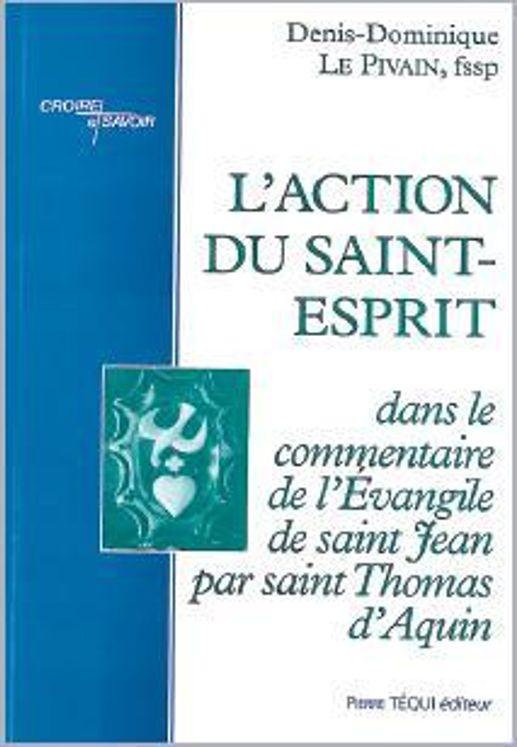 L'action du Saint-Esprit