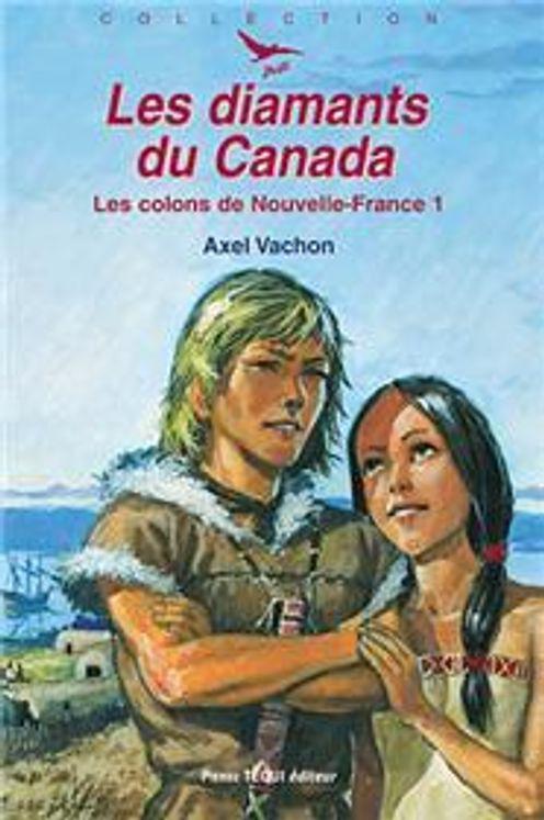 Les colons de Nouvelle-France  1 - Les diamants du Canada - Défi n° 29