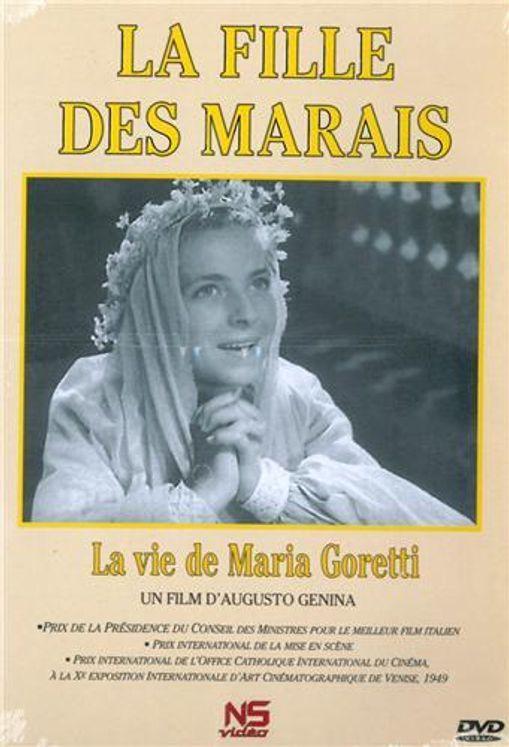 La Fille des marais DVD