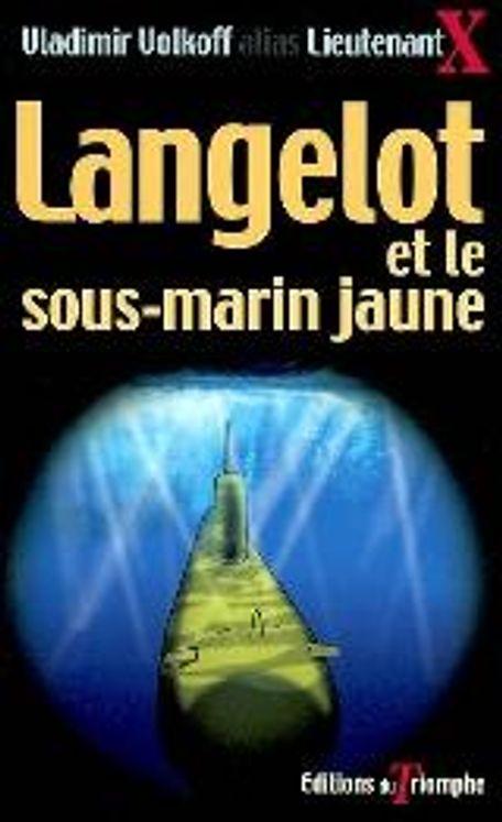 Langelot 16 - Langelot et le sous-marin jaune