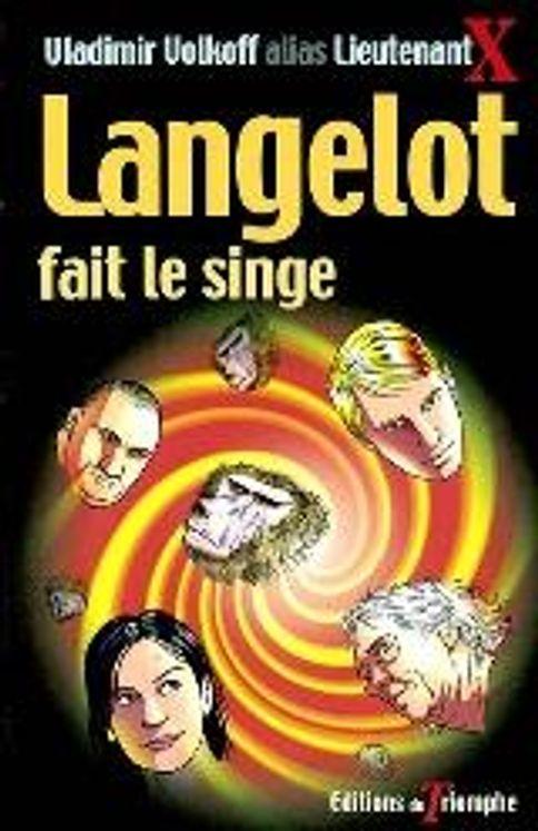 Langelot 21 - Langelot fait le singe