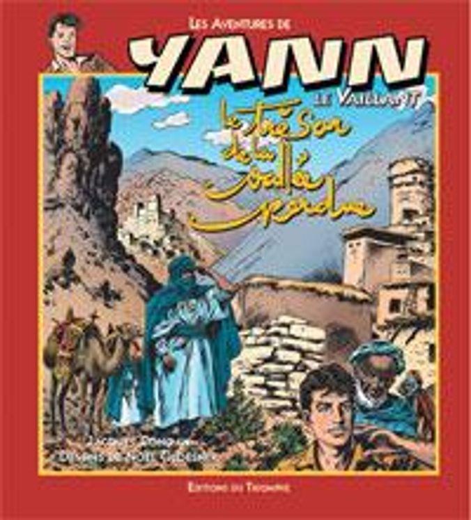 Yann le Vaillant 06 - Le trésor de la vallée perdue  BD