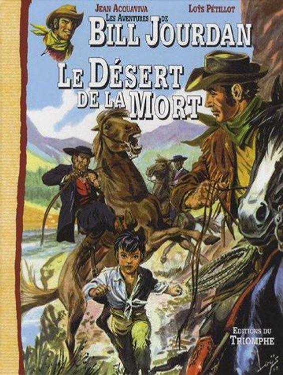 Les Aventures de Bill Jourdan 05 - Le désert de la mort