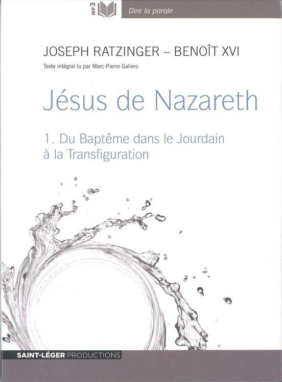 Jésus de Nazareth - Tome 1 - Audiolivre MP3