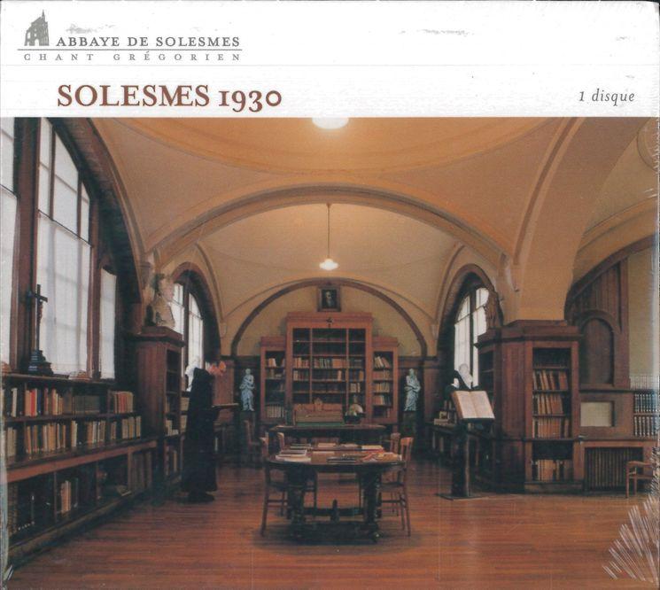 Solesmes 1930