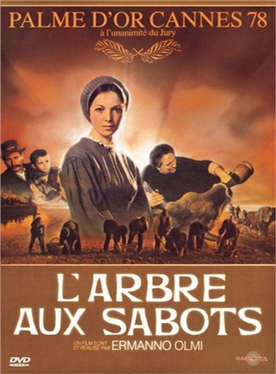 L´arbre aux sabots DVD