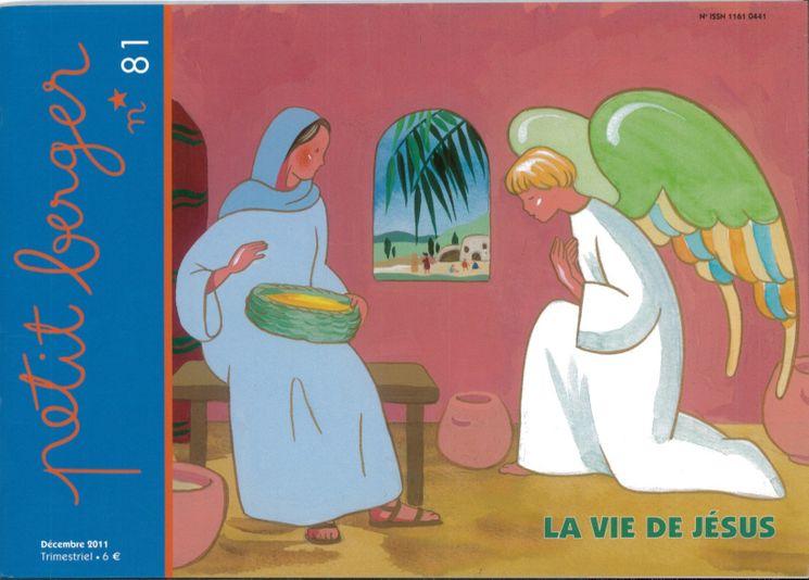 Petit berger 81 - La vie de Jésus