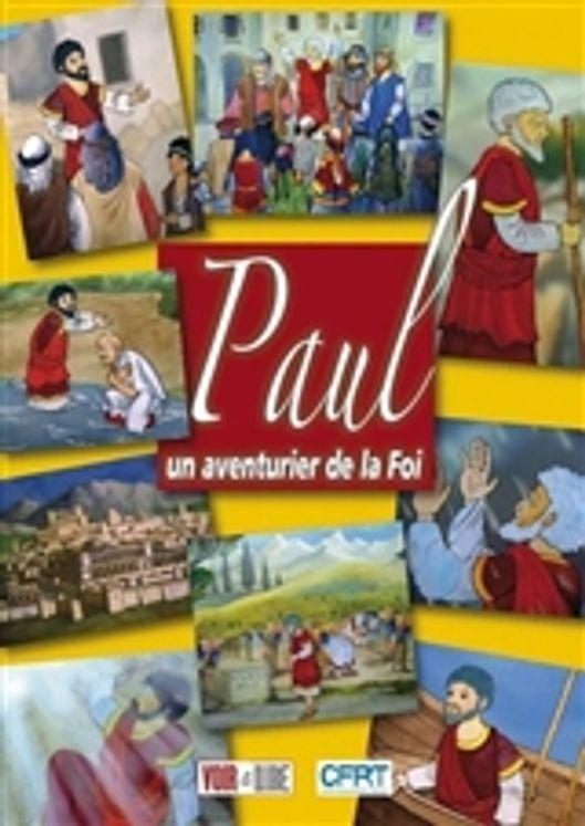 Paul, un aventurier de la foi - DVD