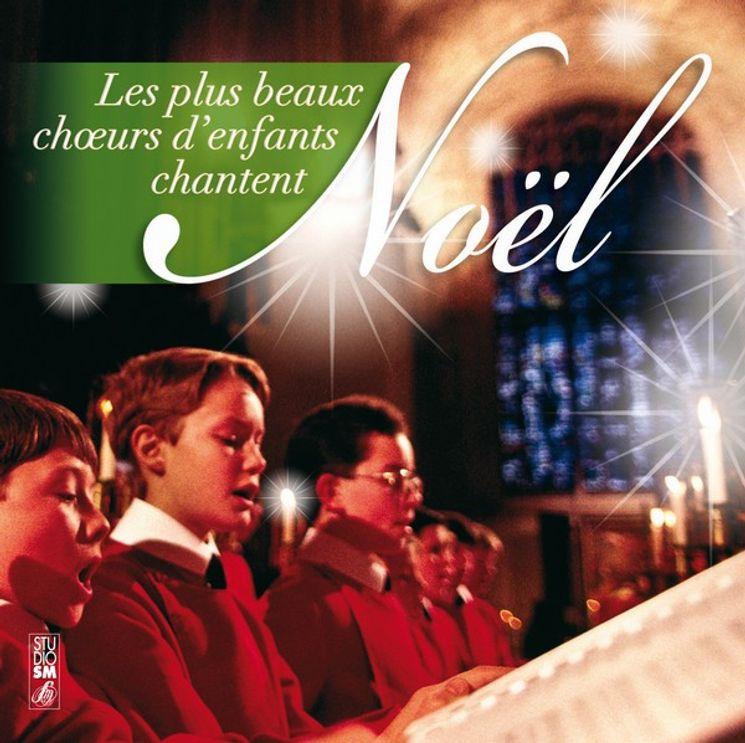 Les plus beaux choeurs d´enfants chantent Noël, CD