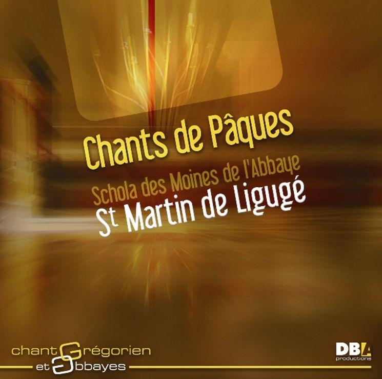 Chants de Pâques, CD