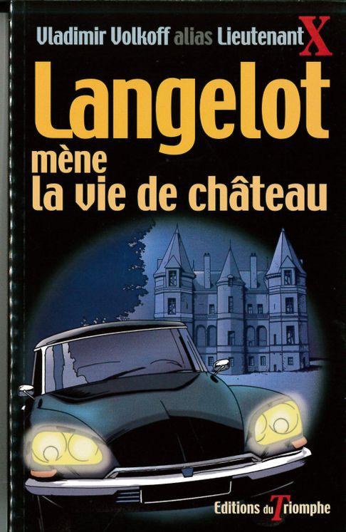 Langelot 15 - Langelot mène la vie de château