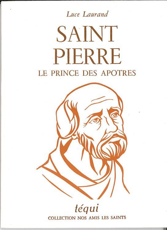 Saint Pierre, le prince des apôtres