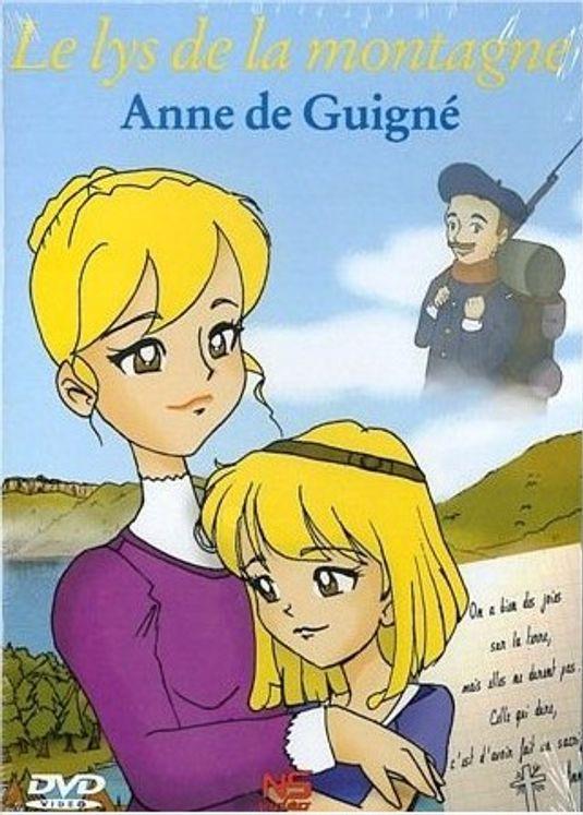 Le lys de la montagne,  Anne de Guigné - DVD