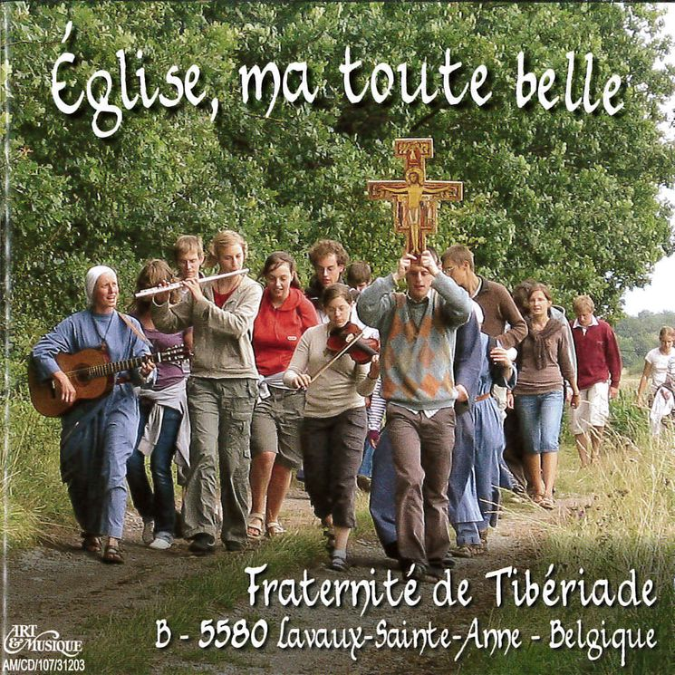 CD Eglise, ma toute belle