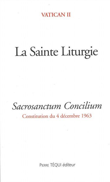 Sacrosanctum concilium