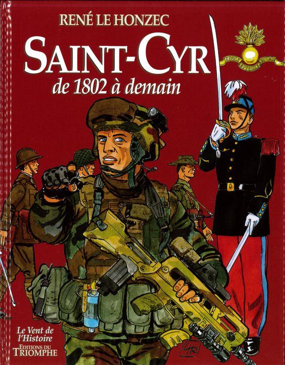 Saint-Cyr de 1802 à demain BD