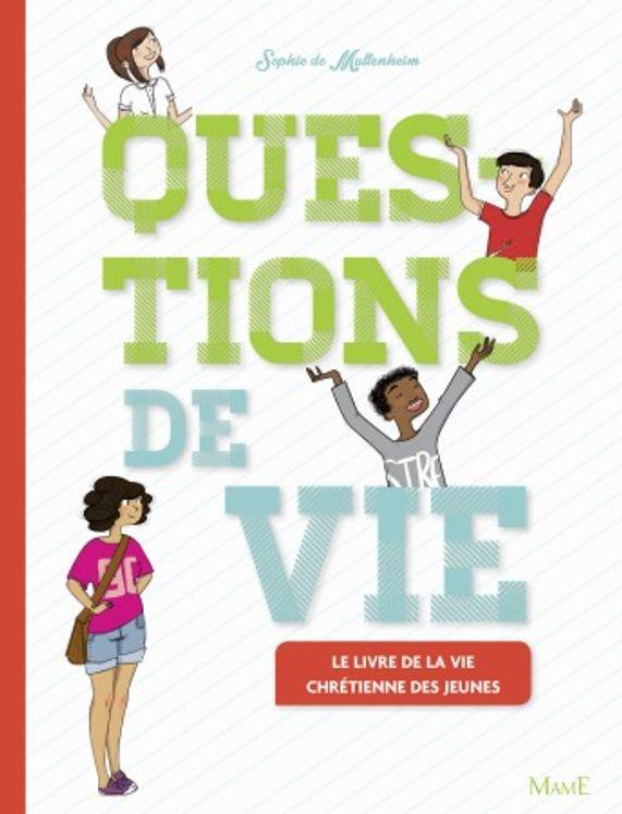 Questions de vie  (nouvelle édition reliée)
