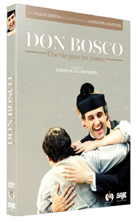 Don Bosco, une vie pour les jeunes - DVD