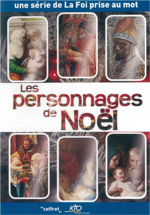 Les Personnages de Noël 3 DVD