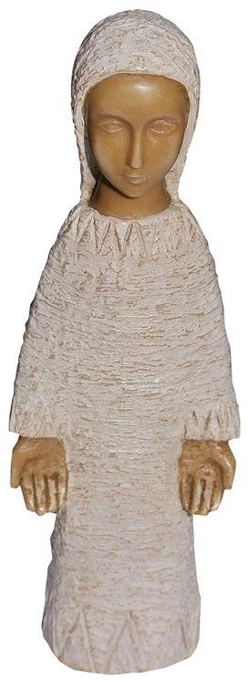 Statue Vierge de l´Annonciation