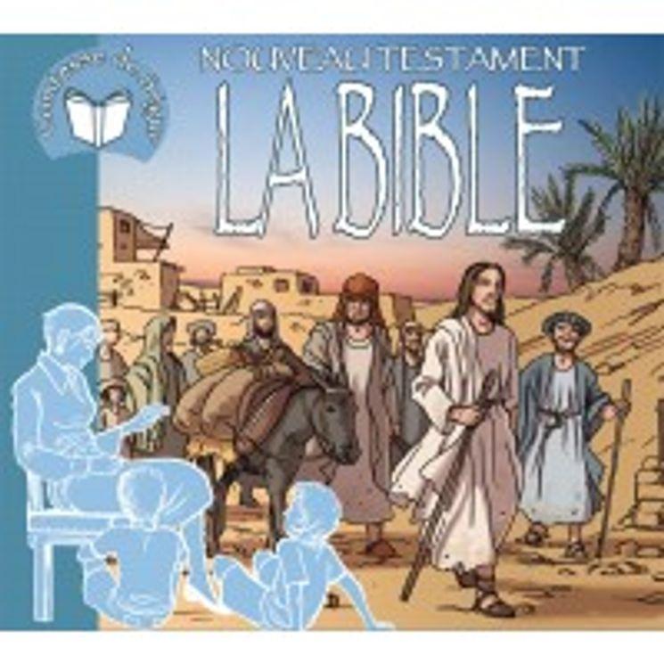 La Bible (Nouveau Testament)  racontée par la comtesse de Ségur CD