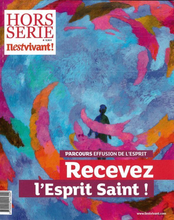 Pack de 50 exemplaires N°293 -Recevez l´Esprit Saint - Un parcours pour se préparer à recevoir l´effusion de l´Esprit Saint