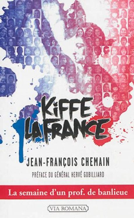 Kiffe la France  - Format poche