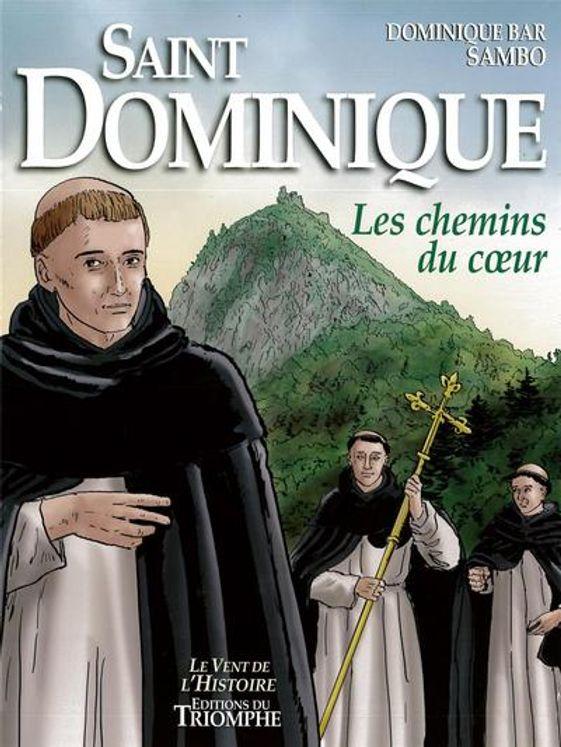 Saint Dominique  BD