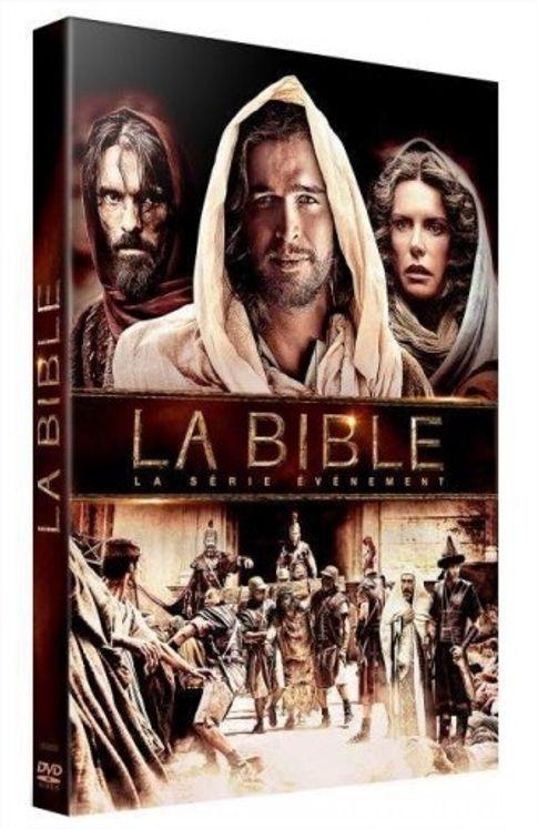 Coffret 4 DVD - La Bible - La série événement