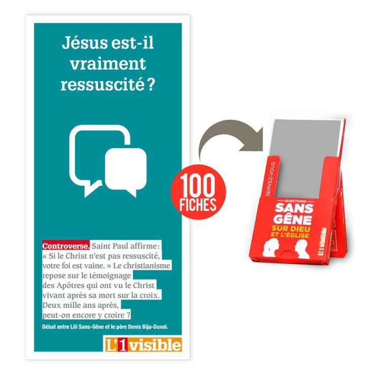 100 Fiches débat  Jésus est-il vraiment ressuscité ?