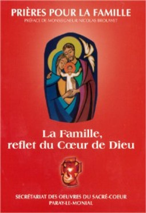 Prières pour la famille