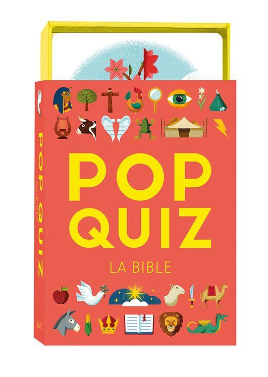 Jeu Pop quiz la Bible