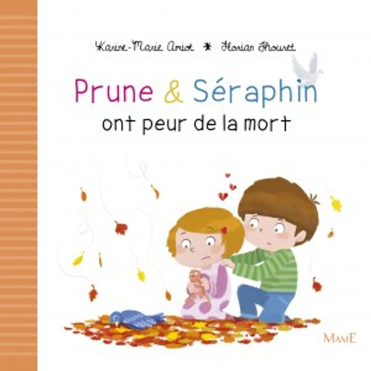 Prune et Séraphin ont peur de la mort