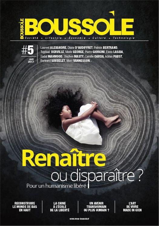Boussole #5 Renaître ou disparaître ?