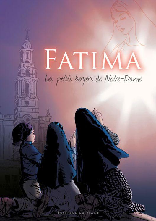 Fatima, les petits bergers de Notre-Dame - BD