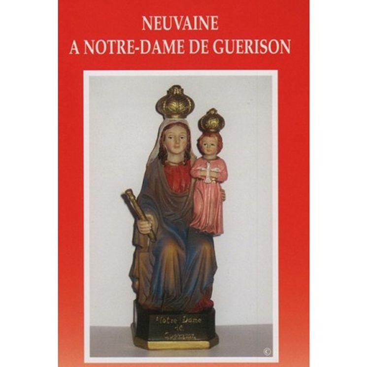 Livret de neuvaine à Notre-Dame de Guérison
