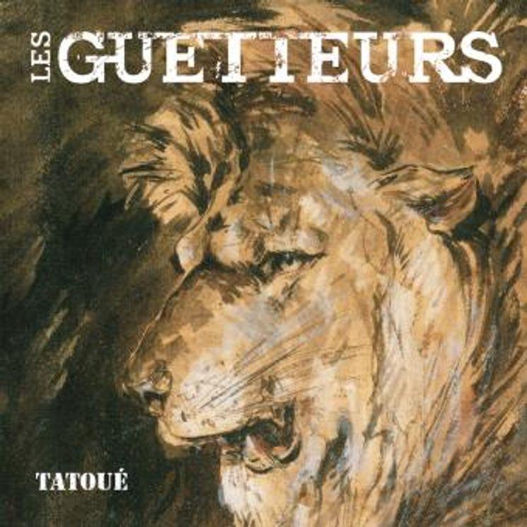 Les guetteurs  - Tatoué - CD