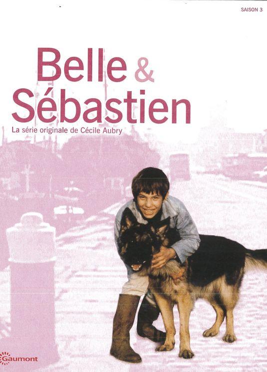 Belle et Sébastien saison 3 - Coffret 3 DVD