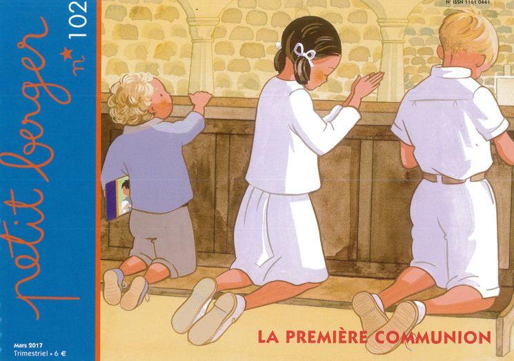 Petit berger 102 - La première communion