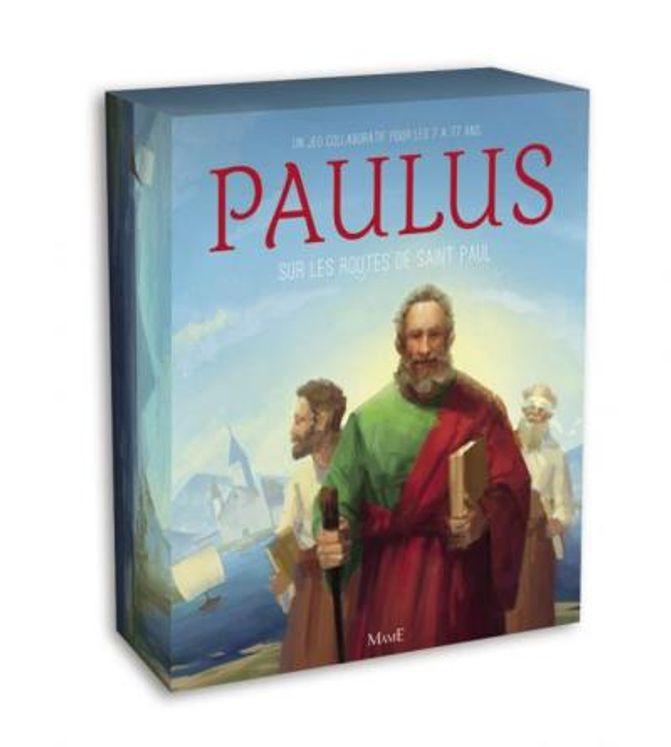 Jeu Paulus - sur les routes de saint Paul