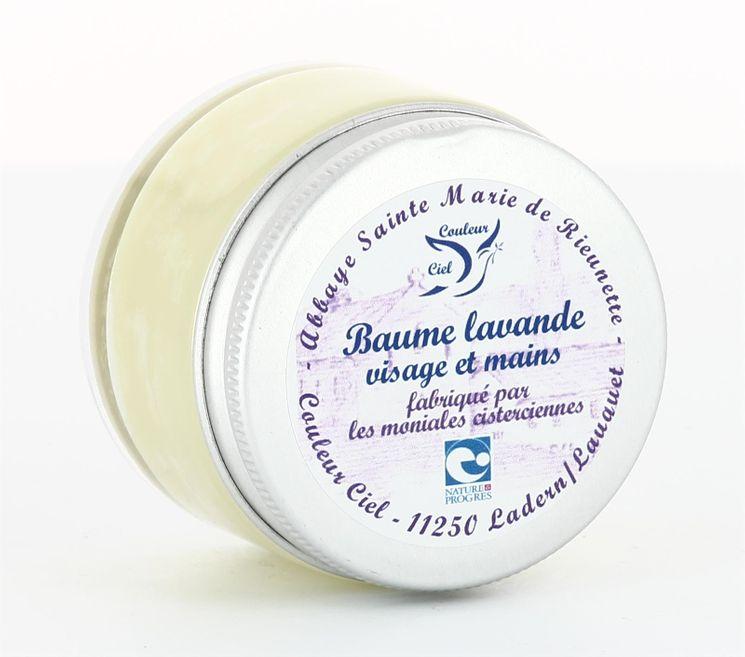 Baume karité lavande (mains, visage), pot de 50 ml