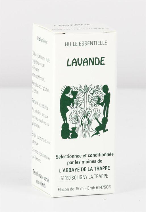 Huile essentielle Lavande, flacon de 15 ml