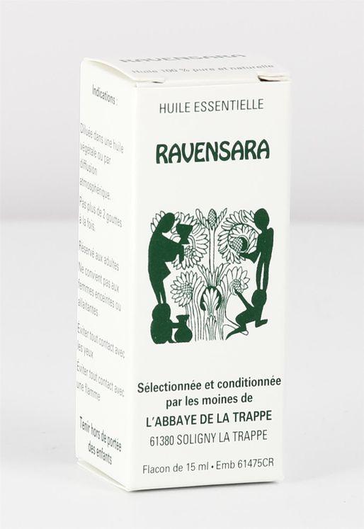 Huile essentielle Ravensara, flacon de 15 ml