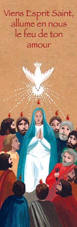 Lot de 25 - Signet Pentecôte