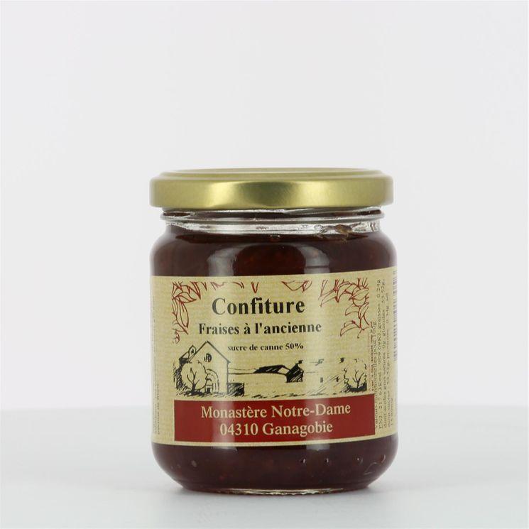 Confiture de fraise à l´ancienne 250 g