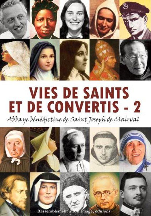 20 récits écrits par les bénédictines de l´Abbaye Saint Joseph de Clairval